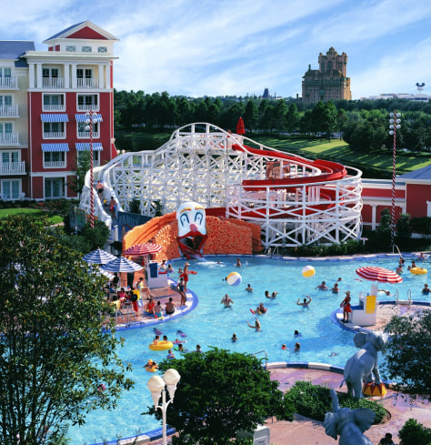 Image: Disney's Boardwalk Inn & Villas in Orlando