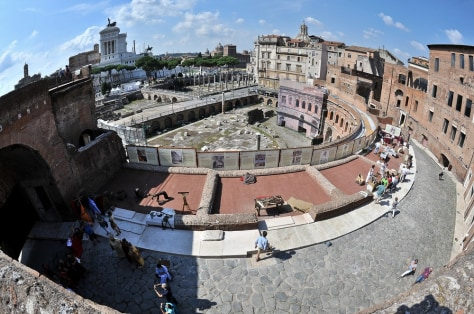 Image: Markets of Trajan