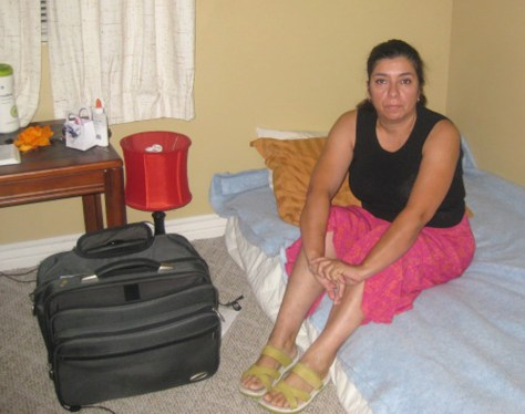 Courtesy Of Ximena Meneses H 1b Visa Dream A Nightmare For Some Foreign Teachers
