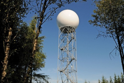 Image: Doppler radar