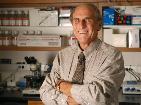 Image: Ralph M. Steinman, Nobel Prize winner 2011