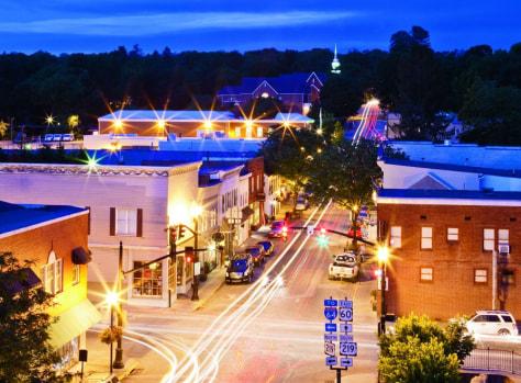 Image: Lewisburg, W.Va.