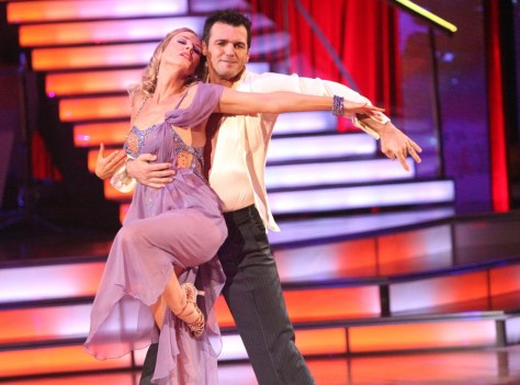 Image: Chynna Phillips, Tony Dovolani