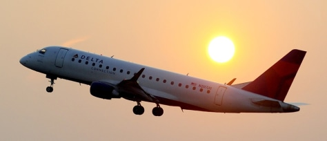 Image: Delta aircraft