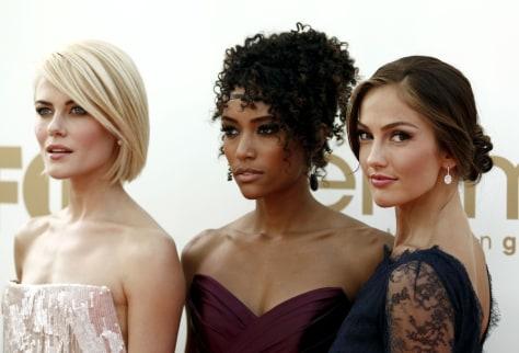 Image: Rachael Taylor, Annie Ilonzeh, Minka Kelly