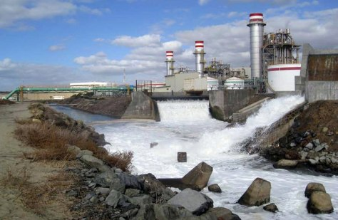 Image: Electricity plant