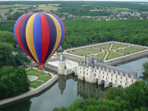 Image: Hot-air balloon
