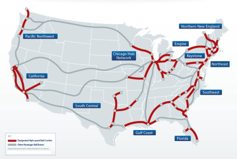 Obama rail initiative a train to nowhere US news NBC News