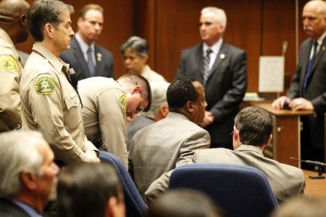 Image: Conrad Murrary trial