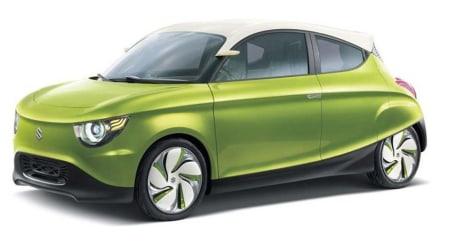 Image: Suzuki's Regina concept
