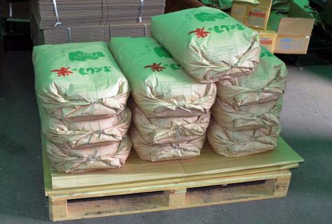 Image: Koshihikari brand rice, found to contain radioactive contamination.