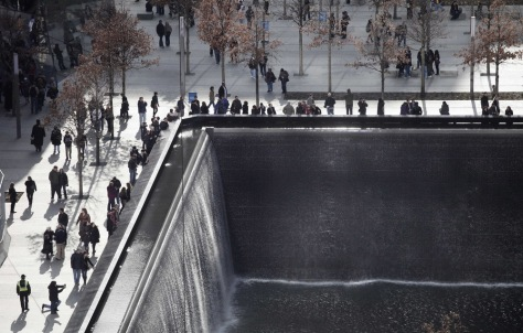 Image: National September 11 Memorial and Museum
