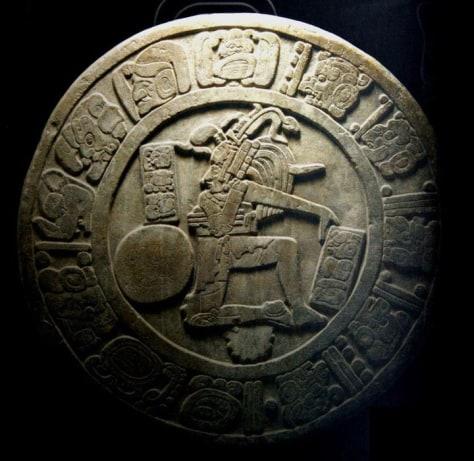 Image: Maya calendar