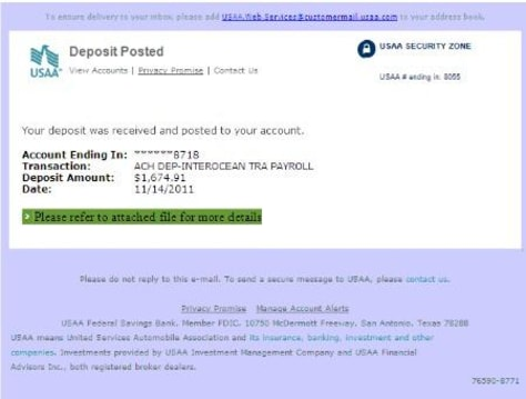 Usaa Contact Us >> Military Families Bank Accounts Targeted Technology Science