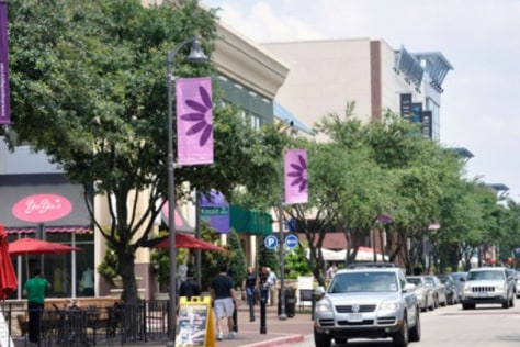 Image: Downtown Plano, Texas.