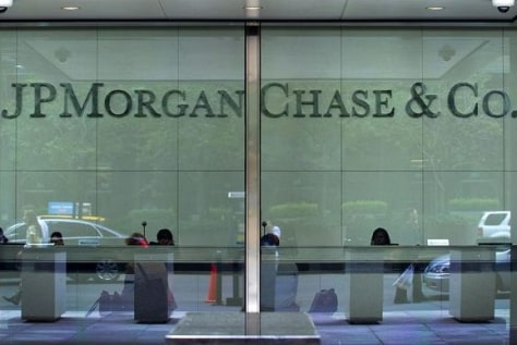 Image: J.P. Morgan Chase office