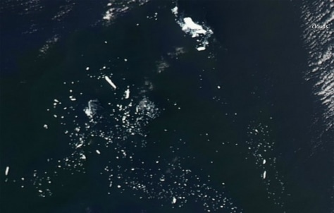 Image: Iceberg B-15J