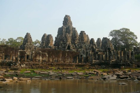 photo of Angkor Wat ruins