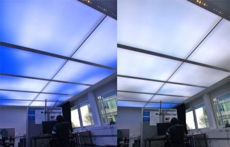 Fraunhofer Iao The Dynamic Luminous Ceiling