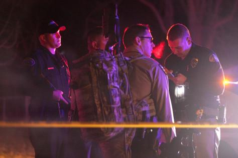 Image: Police andemergency officialsin Ogden, Utah
