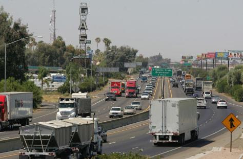Image: Highway 99