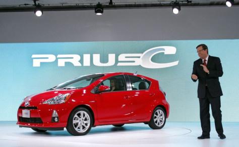 Image: Prius C