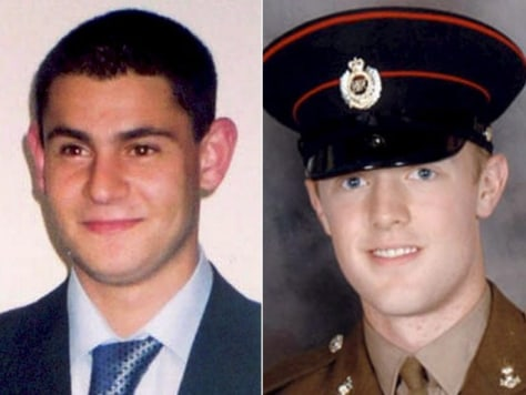 Image: Brian Shivers guilty of Massereene soldiers' killings
