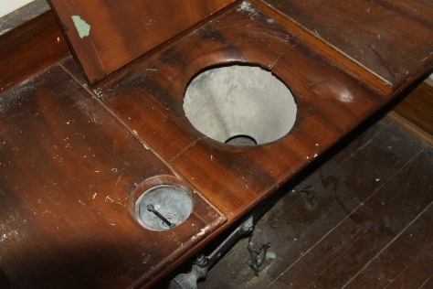 1850s bathroom was flushed with pride - Technology & science ...