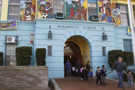 Image: Miramonte Elementary school