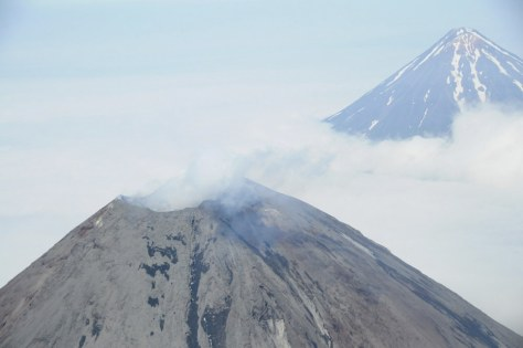 Image: The Cleveland Volcano in Alaska