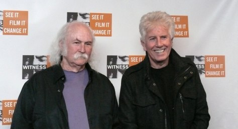 Image: Graham Nash and David Crosby