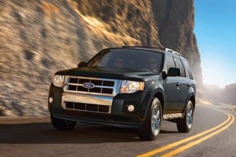 Image: Ford Escape