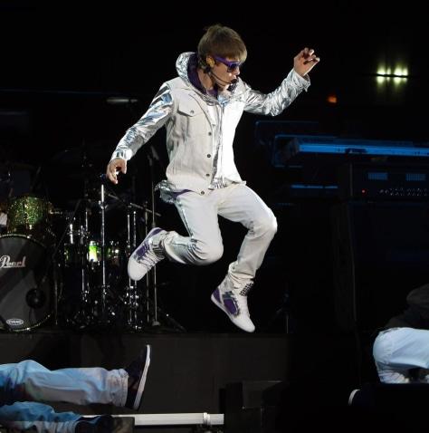 Image: Justin Bieber in Concert