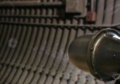 Image: Vortex gun