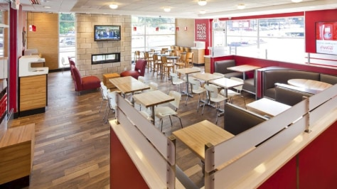 Image: Remodeled Wendy's