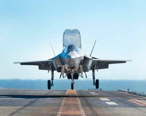 Image: F-35B Joint Strike Fighter