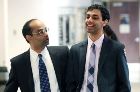 Image: Trial of former Rutgers University student, Dharun Ravi