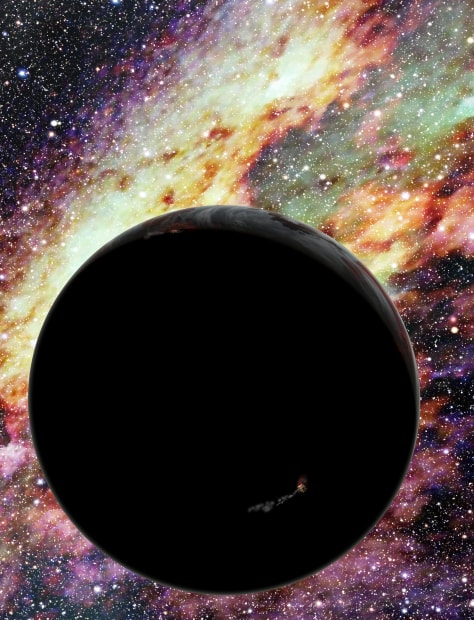 'Warp-speed' planets get flung out of galaxy - Technology ...