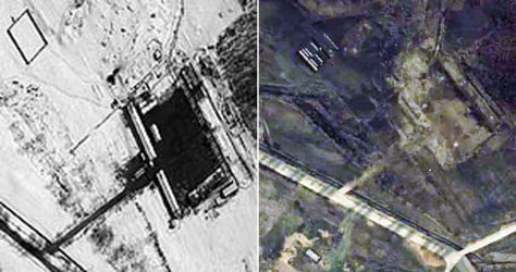 Image: Satellite site