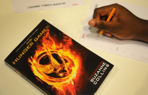 Image: HUNGER GAMES CONTEST