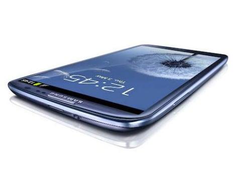 Image: Samsung Galaxy S III