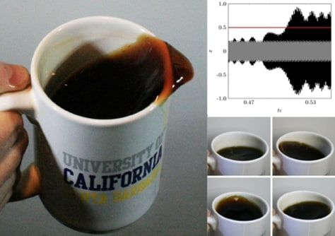 Study reveals how not to spill coffee while walking - Technology & science  - Science - LiveScience | NBC News