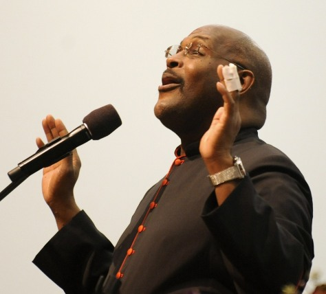 Image: Rev. Marvin Winans