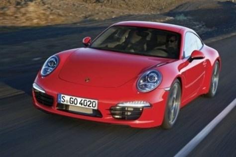 Image: Porsche 911 Carrera