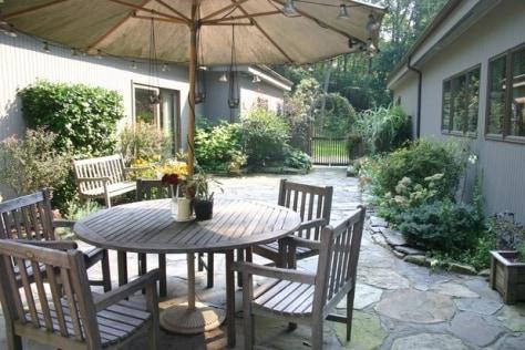 Image: Backyard