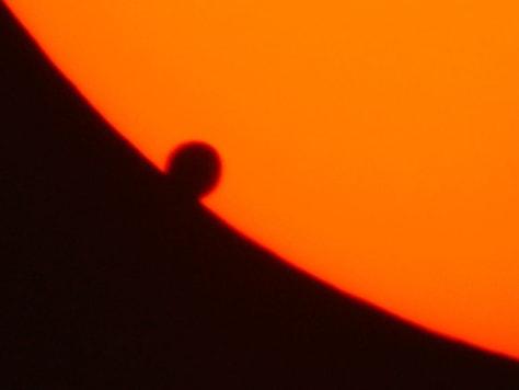 Image: Venus transit 2004