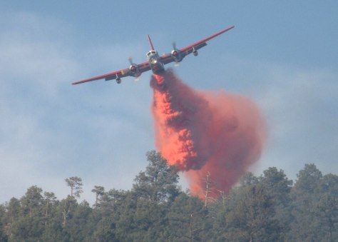 Image: Air tanker