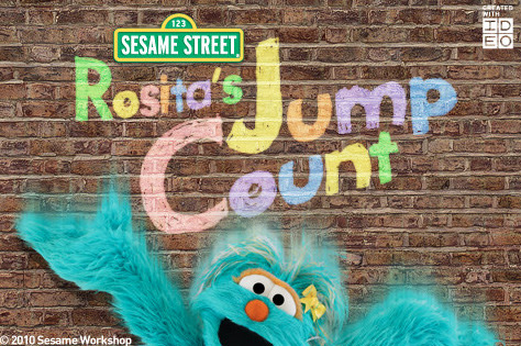 "Image: ""Rosita's Jump Count"" iPhone app"