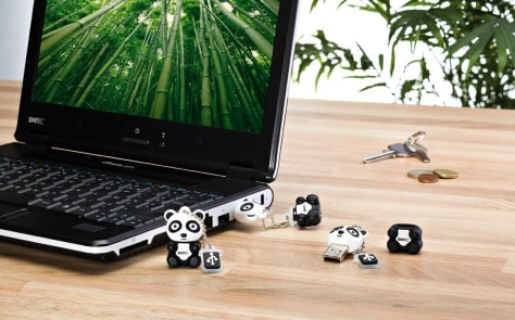 Image: Panda USB flash drives