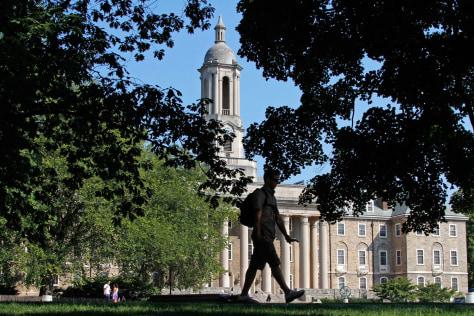 Image: Penn State campus